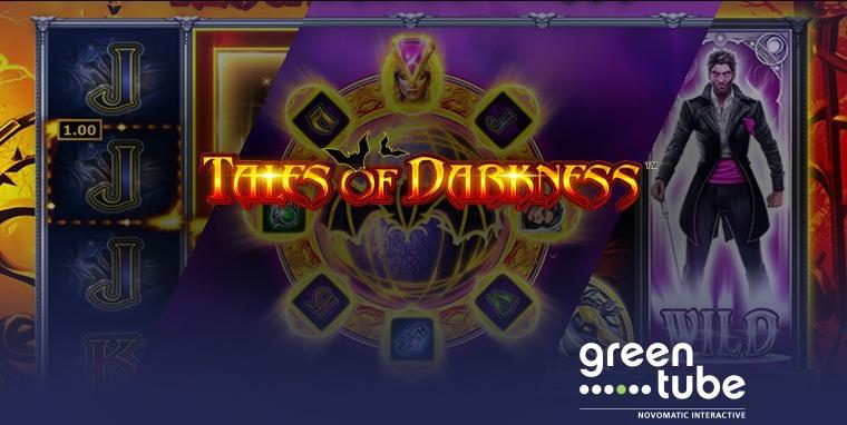 New Slot Series- Tales Of Darkness from Novomatic