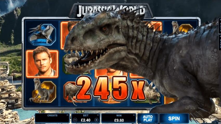 Jurassic World feature