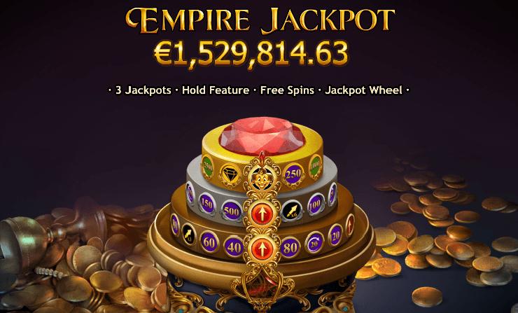 New Slot: Empire Fortune (Yggdrasil)