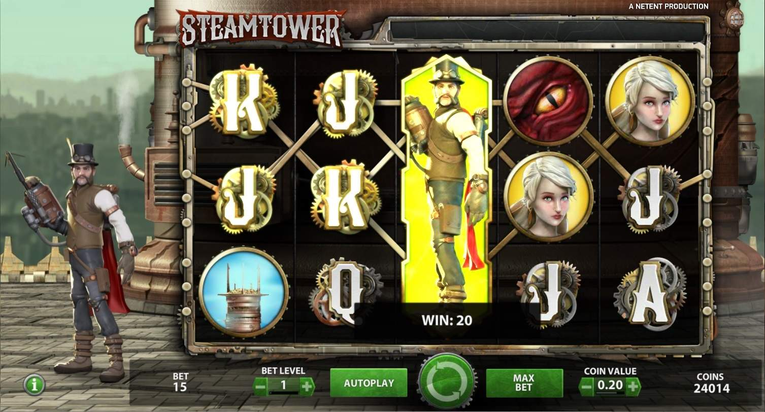 Slots to play as a beginner: Part one.