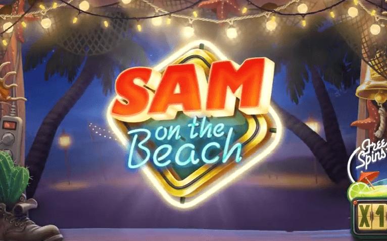New Slot: Sam on the Beach (ELK)