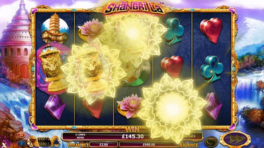 Shangri La base game feature