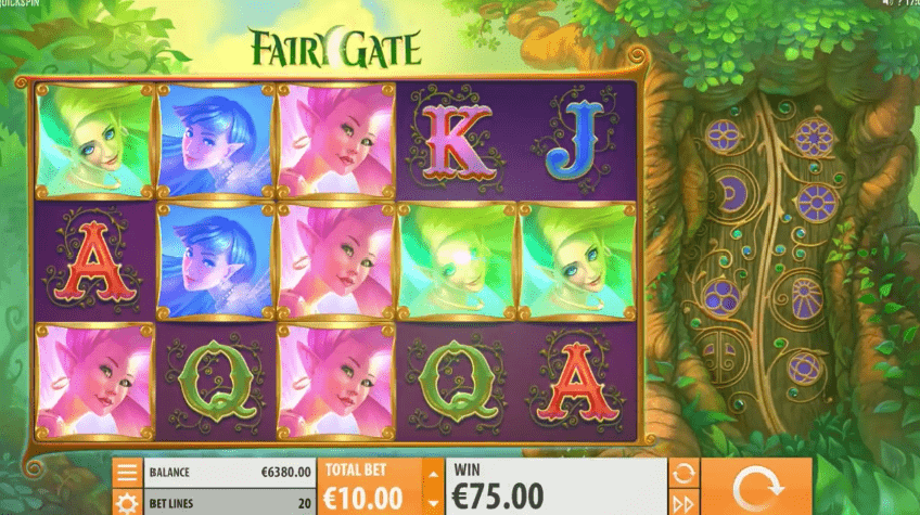 Fairy Gate video slot free to play