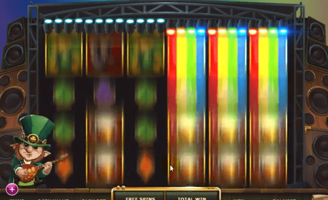 Rainbow Ryan free spins bonus