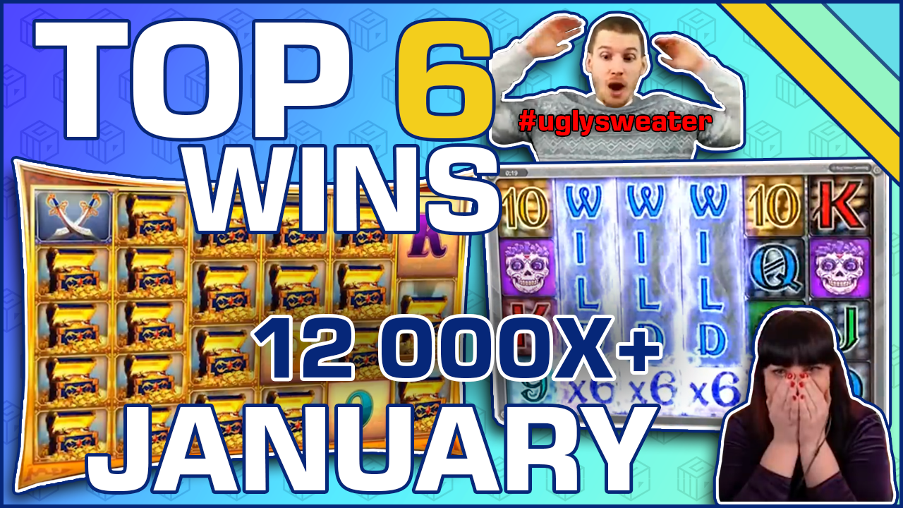 Top Slot Wins January 2019 Video Article