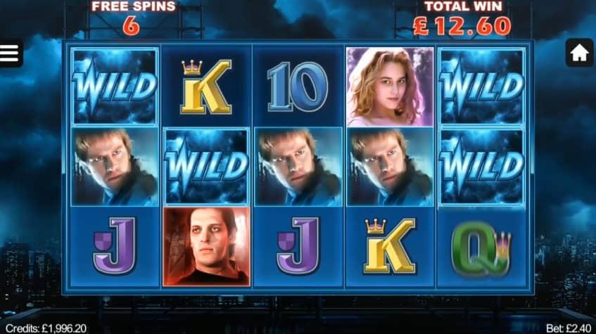 Highlander slot free spins bonus