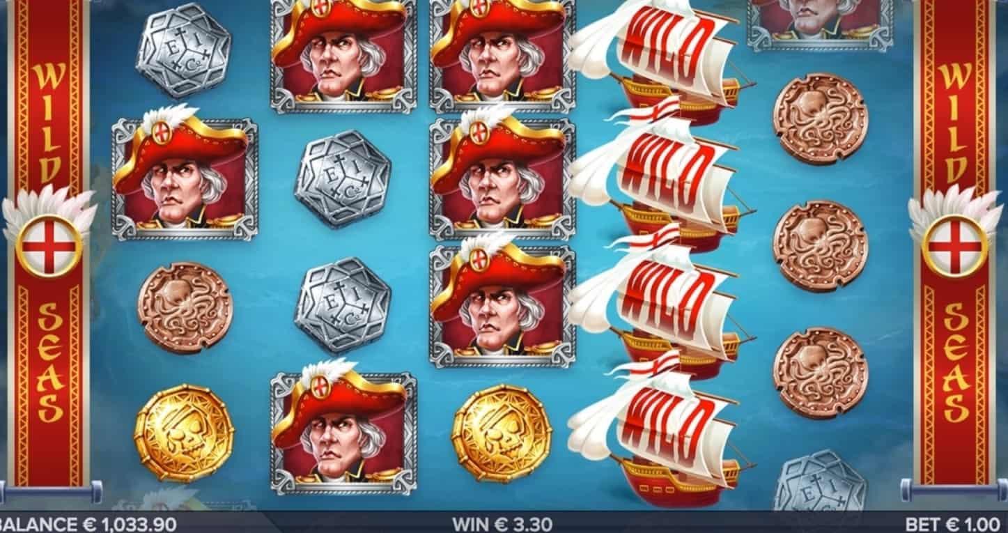 Wild Seas video slot free play