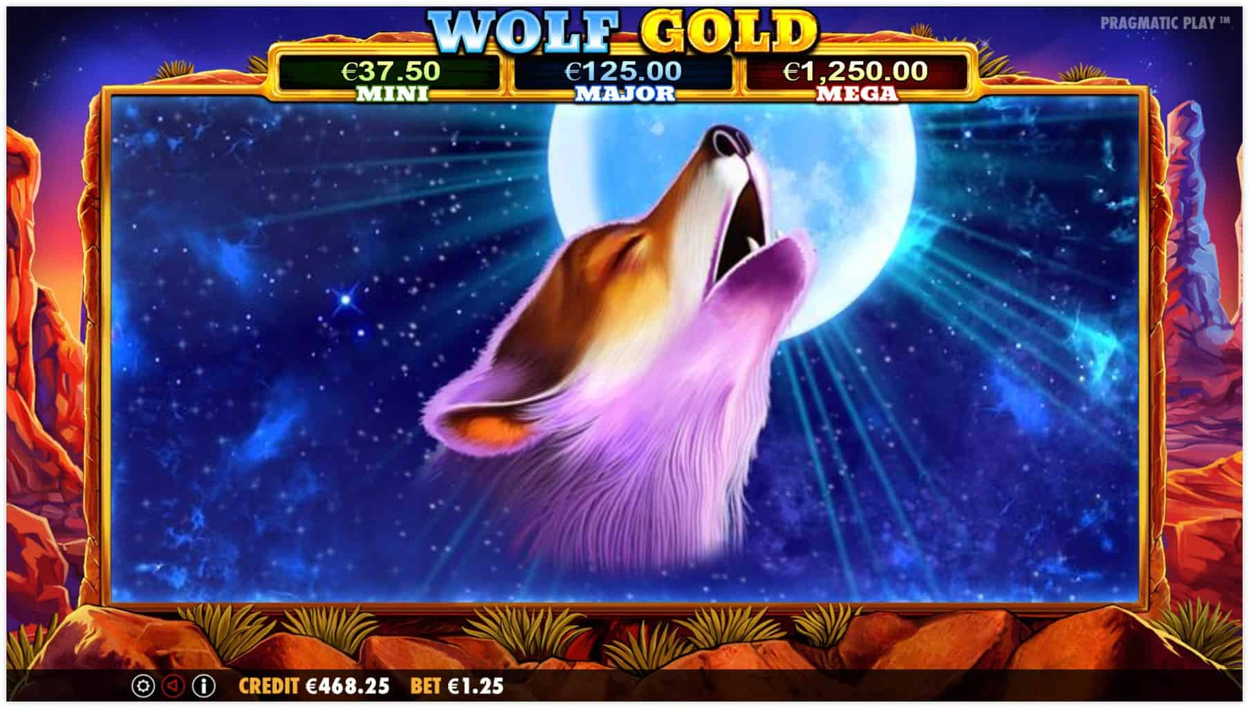 pragmatic play - wolf gold - reels - money respin - casinogroundsdotcom