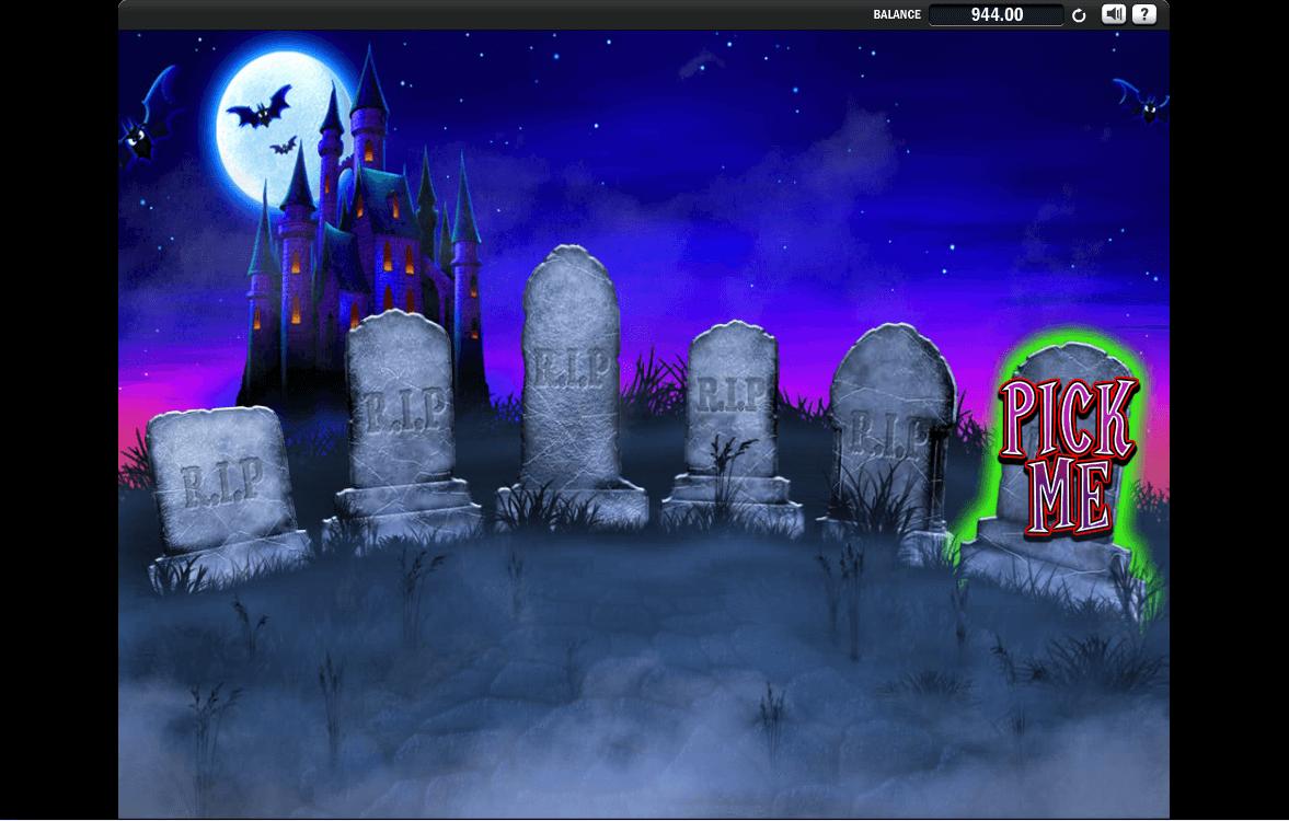 Barcrest - Ooh Aah Dracula - Super Graveyard- casinogroundsdotcom