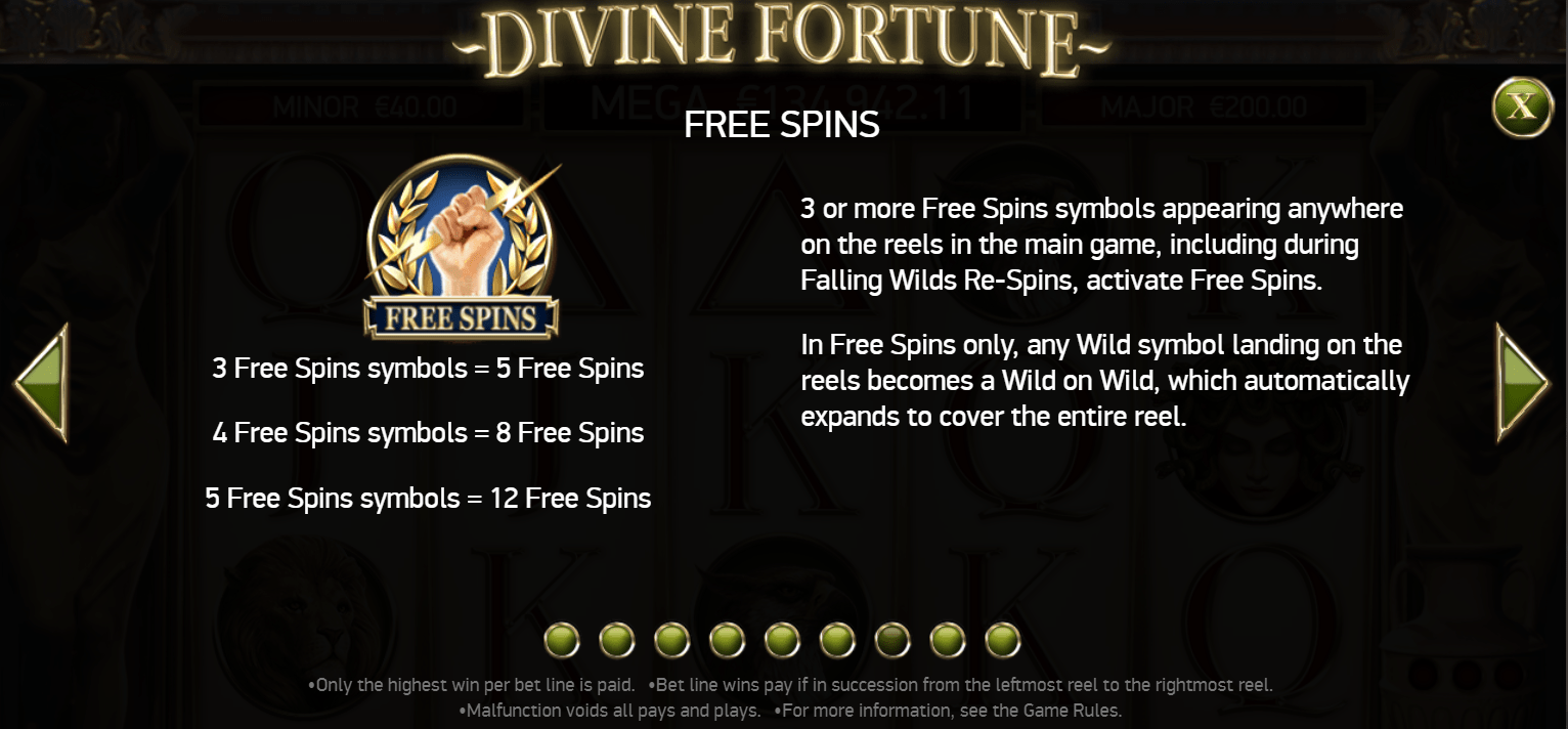 netent - divine fortune - free spins-casinogroundsdotcom
