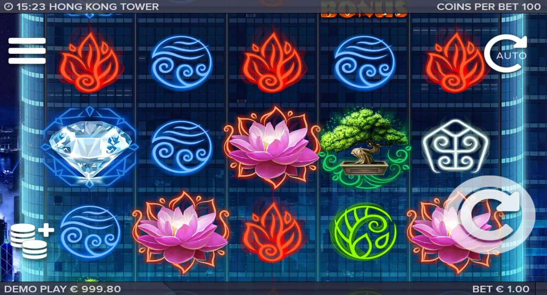 Hong Kong Tower Slot Review Bonus A Elk Studios Game