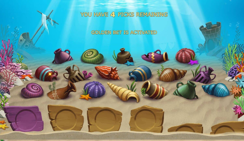 yggdrasil - golden fish tank - feature pick - casinogroundsdotcom