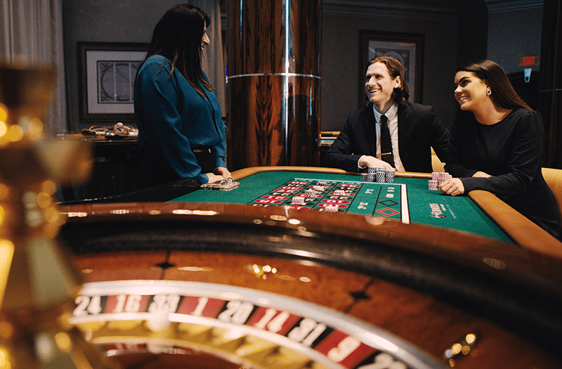 USA - Foxwoods - Table - Players