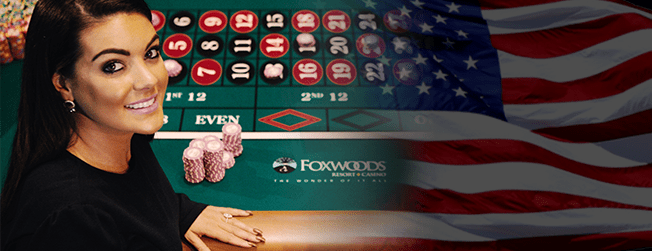 USA - Foxwoods - Authentic Gaming - LeoVegas