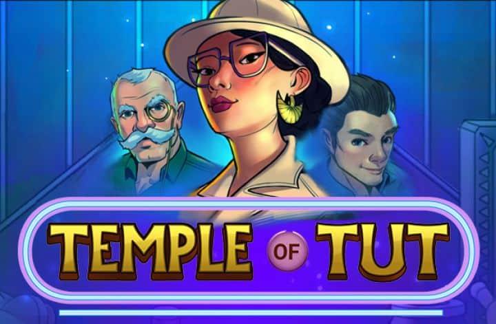 Video Slot Review Temple of Tut - Just For The Win