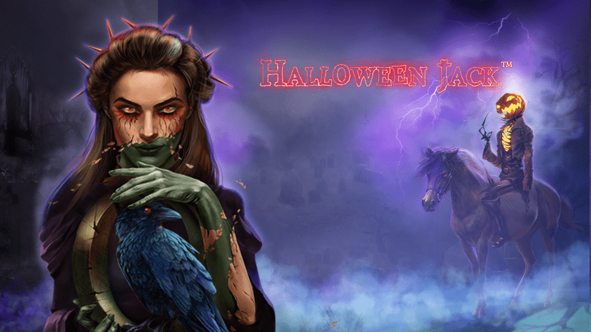 Video Slot Preview – Halloween Jack from Netent