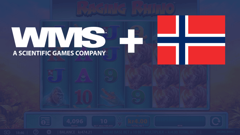 WMS Gaming Re-launches their games in Norway, starting with LeoVegas Casino