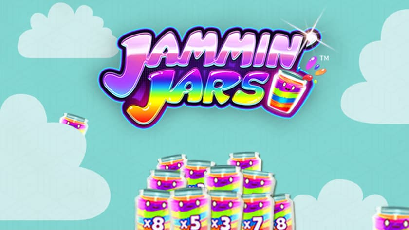 Image showing Jamming jars logo for casinogrounds competition