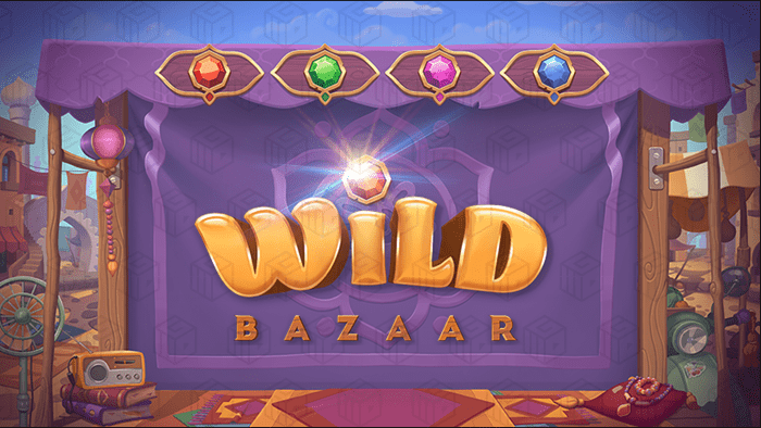 Preview of Wild Bazaar Slot: A New NetEnt Game
