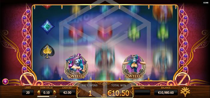 image showing cazinozeppelin yggdrasil reels free spin sticky wild