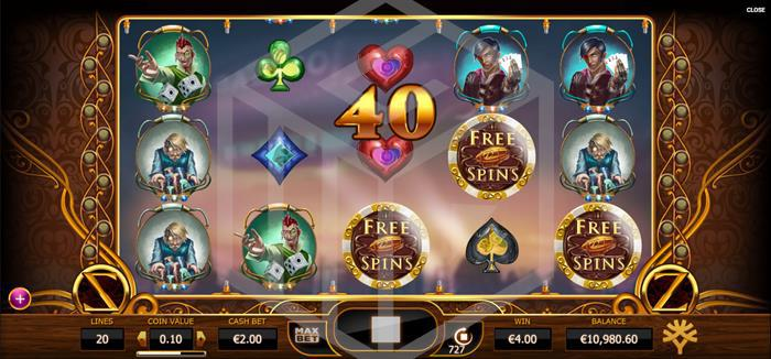 image showing cazinozeppelin yggdrasil reels free spin symbol