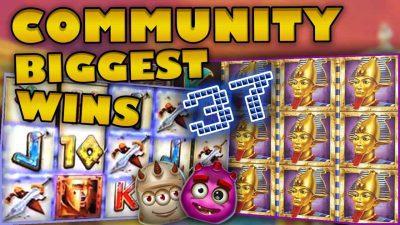 Community Big Wins Slots Compilation Video: #37/2018