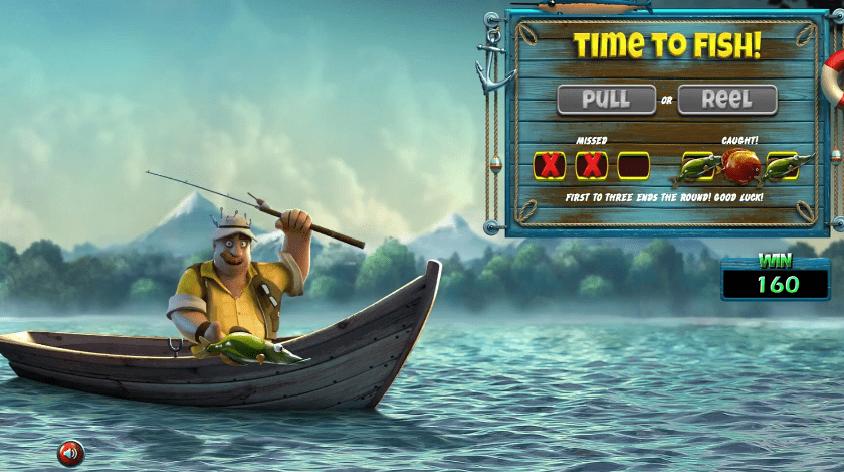 The Angler bonus