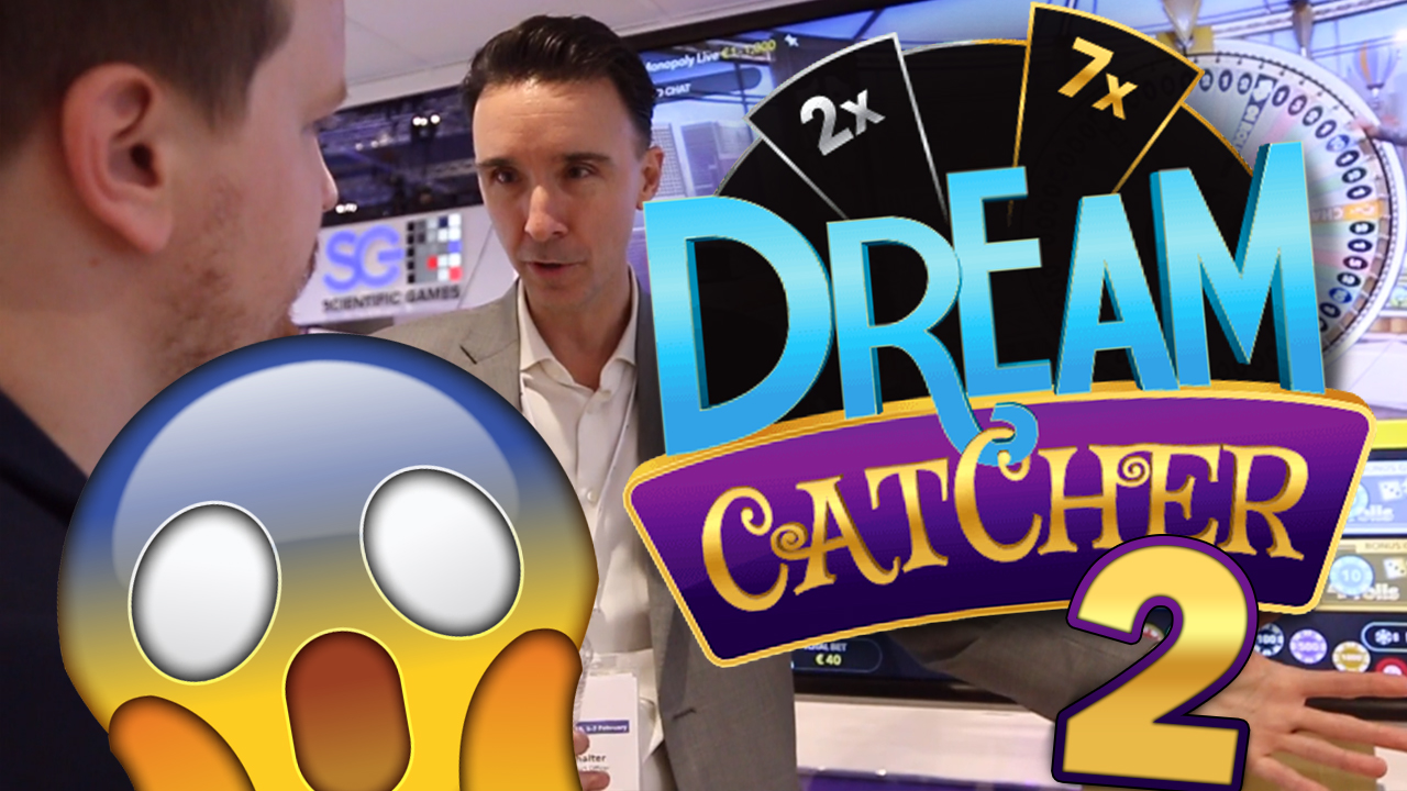 Dreamcatcher 2: Monopoly, with new fields and features.
