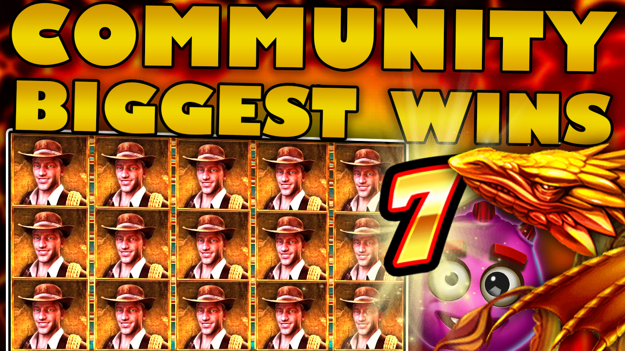 Watch the biggest Casino Streamer Community wins for week 7 2019