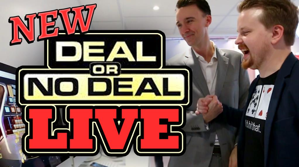 LGIAS presents - Deal Or no Deal Live from Evolution