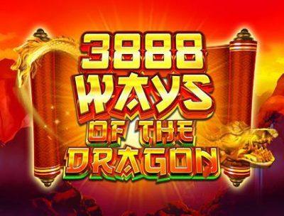 3888 Ways of The Dragon logo (a iSoftBet online slot)