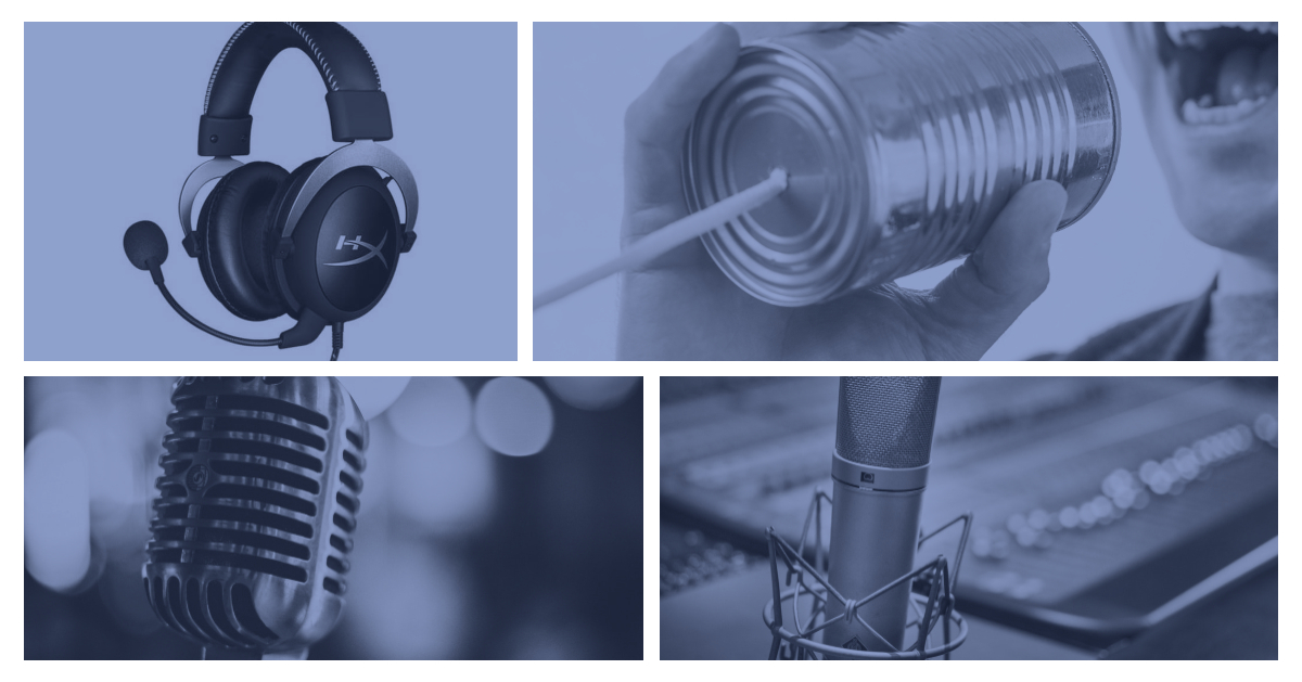 Casino Streaming Hardware Guide: Streaming Microphone types