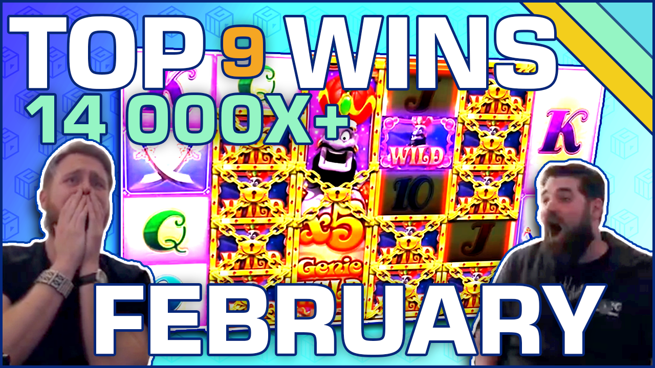 Biggest wins of february 2019 casino streamers