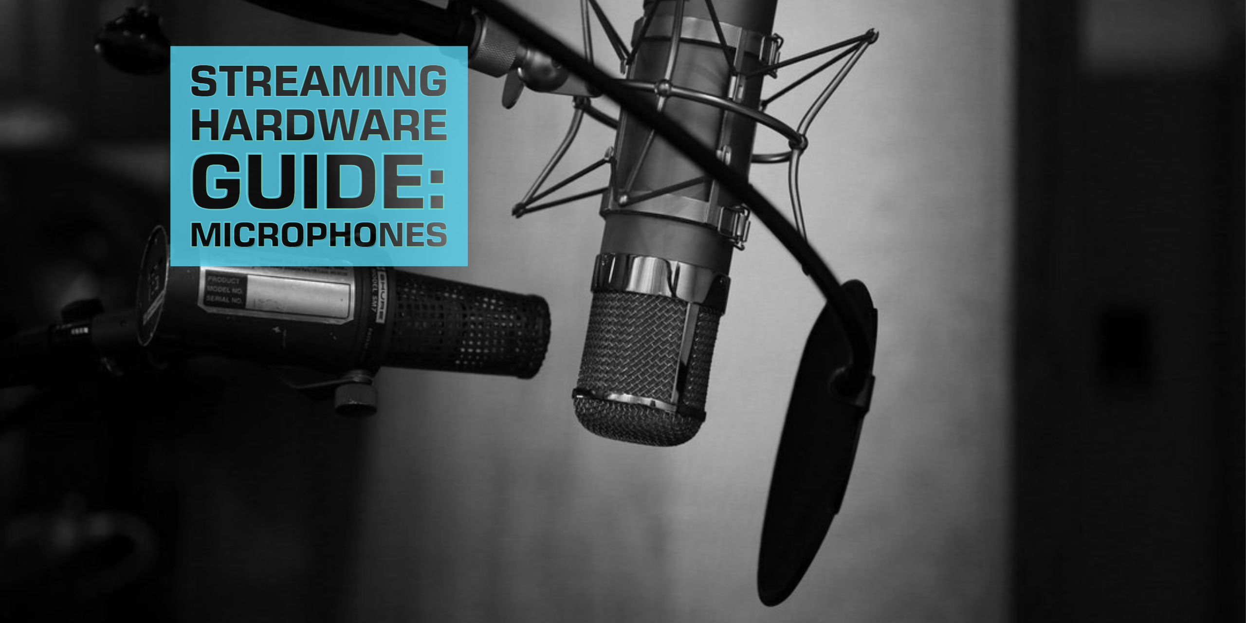 Casino Streaming Hardware Guide: Streaming Microphones main