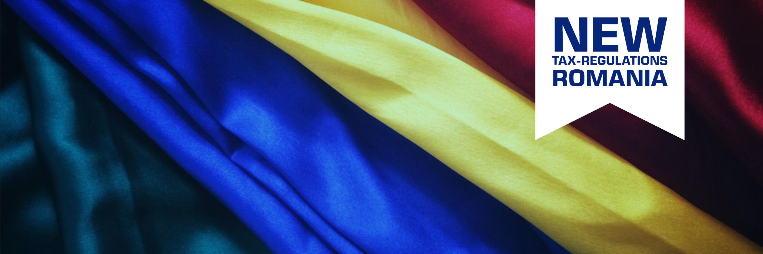 New Tax Regulations in Romania