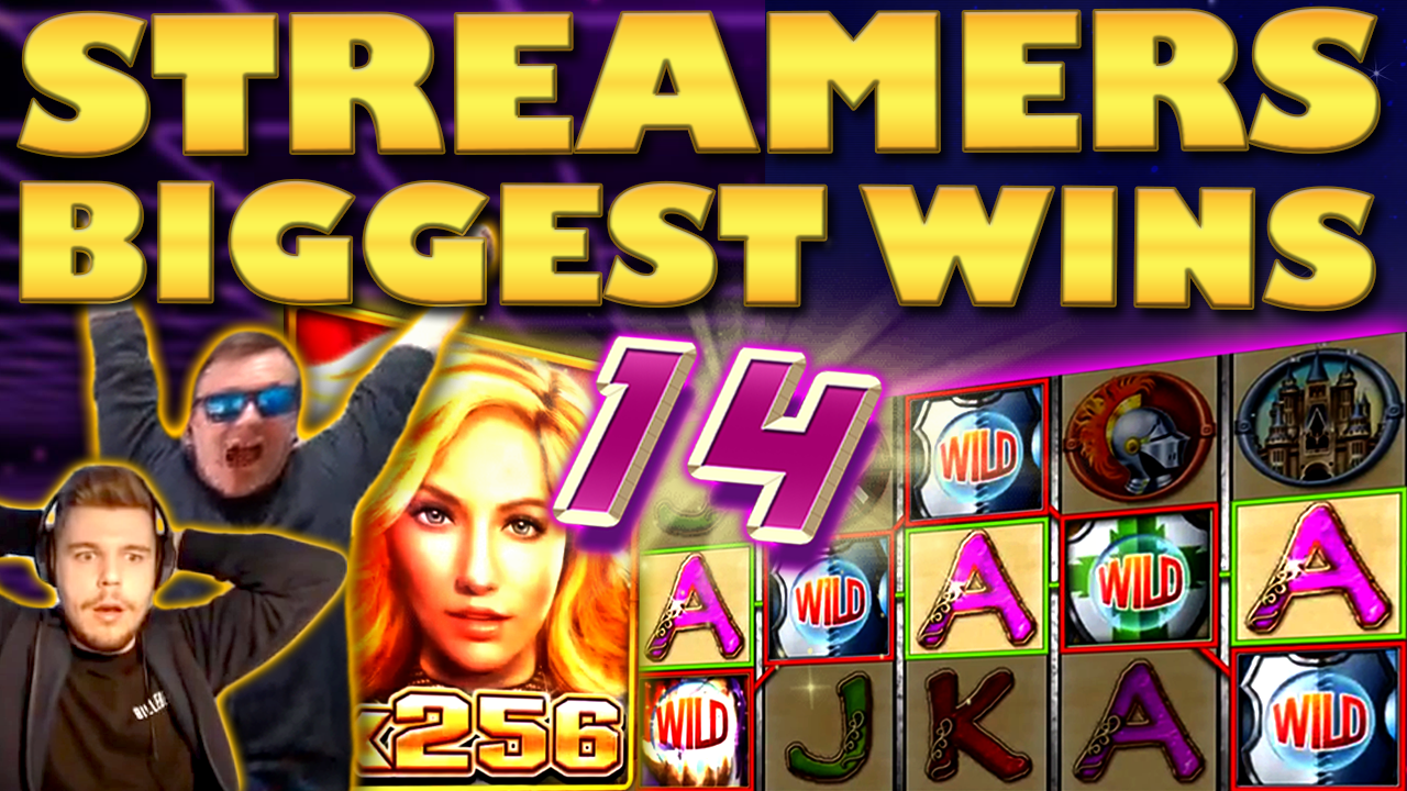 Watch the biggest casino streamer wins for week 14 2019
