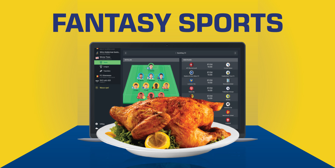 The Fantasy Sports Article Cover Image