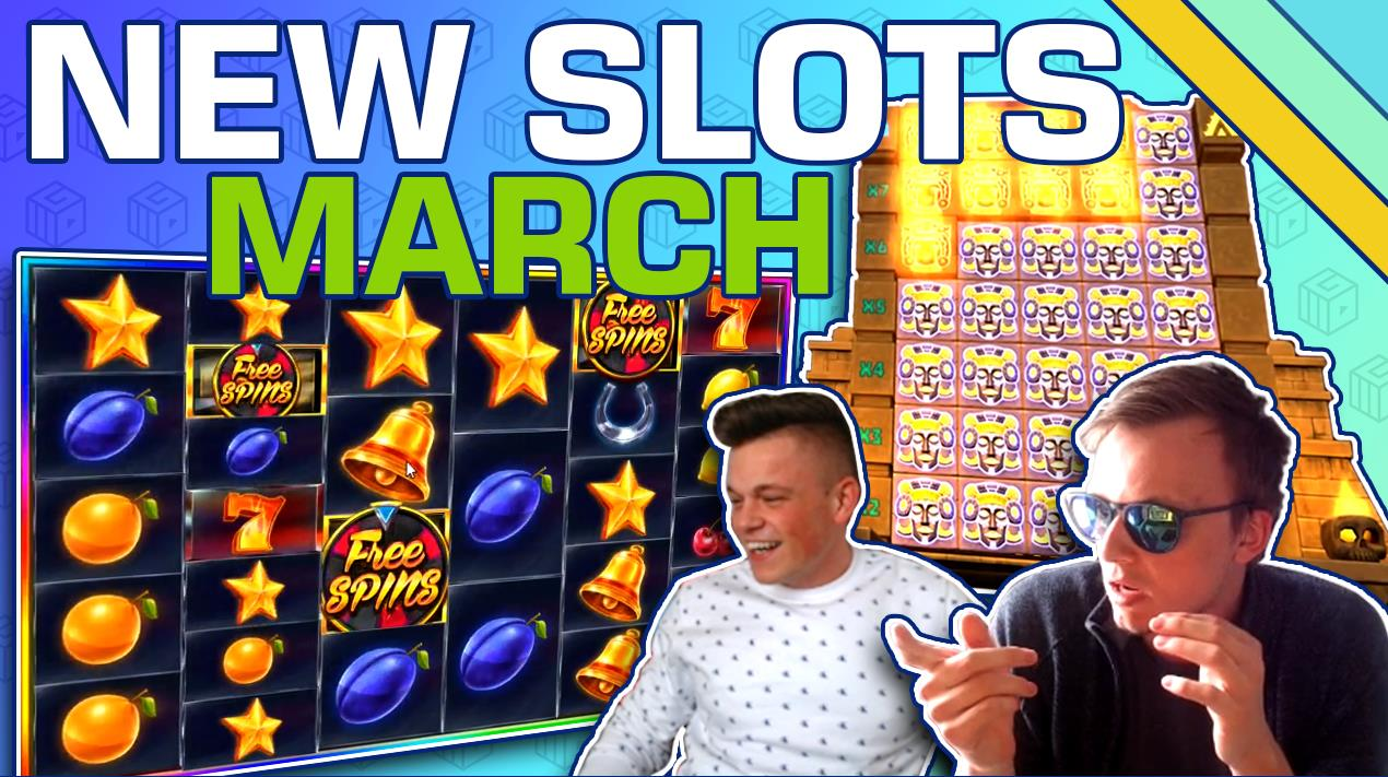 top video slots March 2019