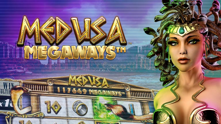 NextGen Gaming together with Casumo and LeoVegas presents Medusa Megaways
