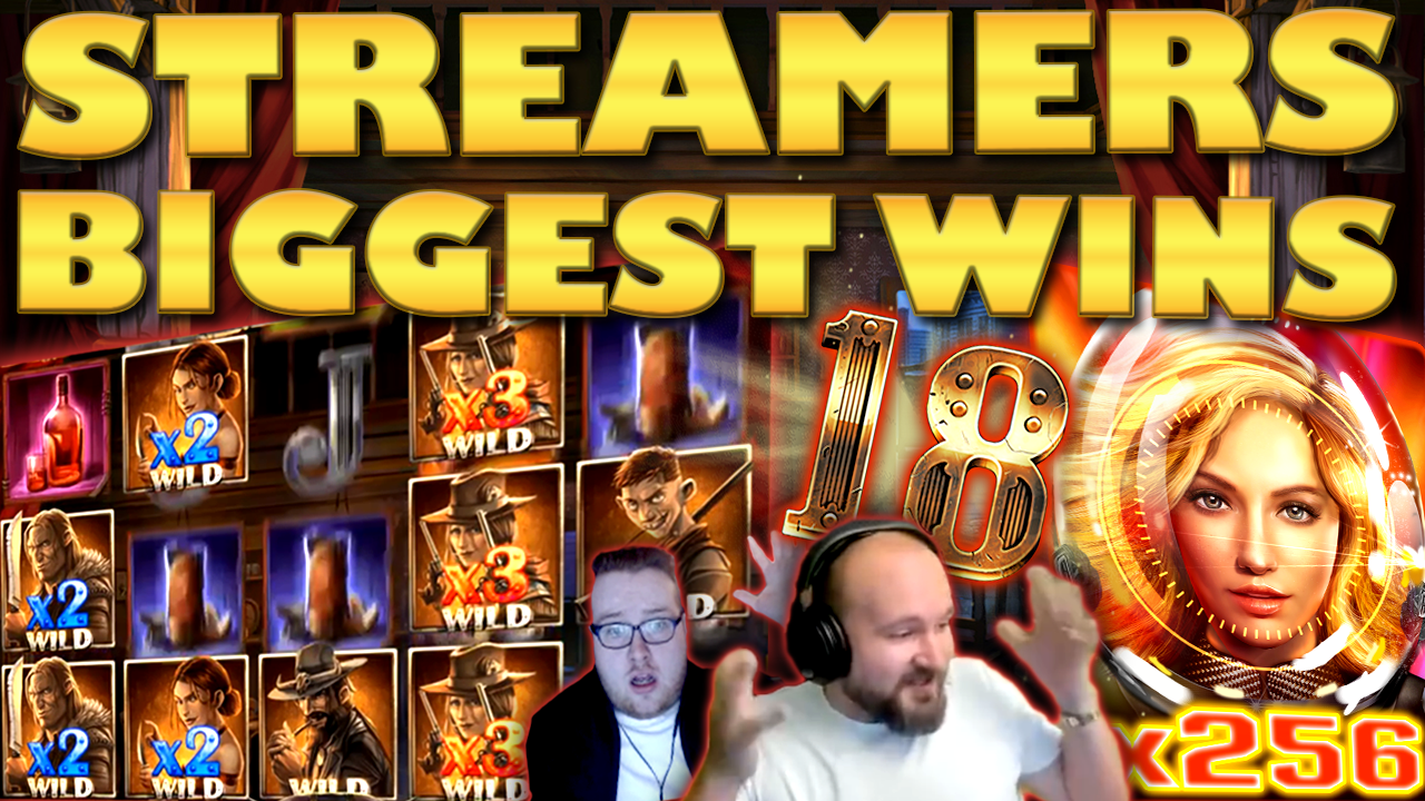 Watch the biggest casino streamer wins for week 18 2019