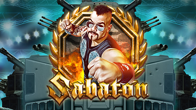[Competition] - Win a Signed Sabaton Guitar!