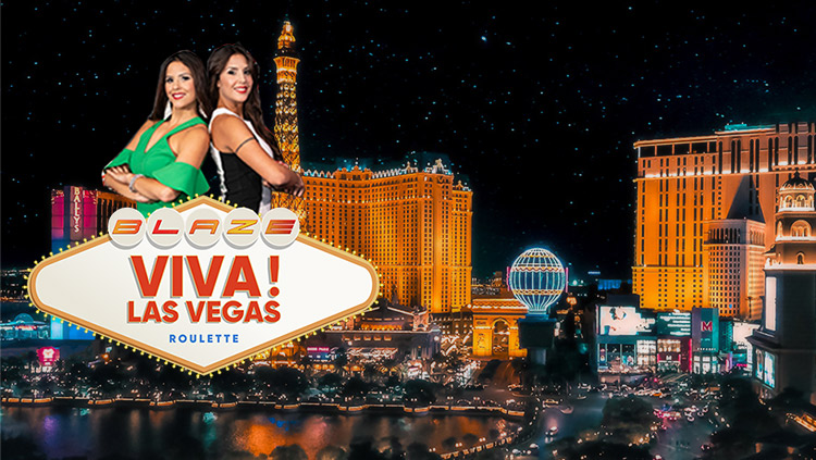 VIVA Las Vegas Banner authentic