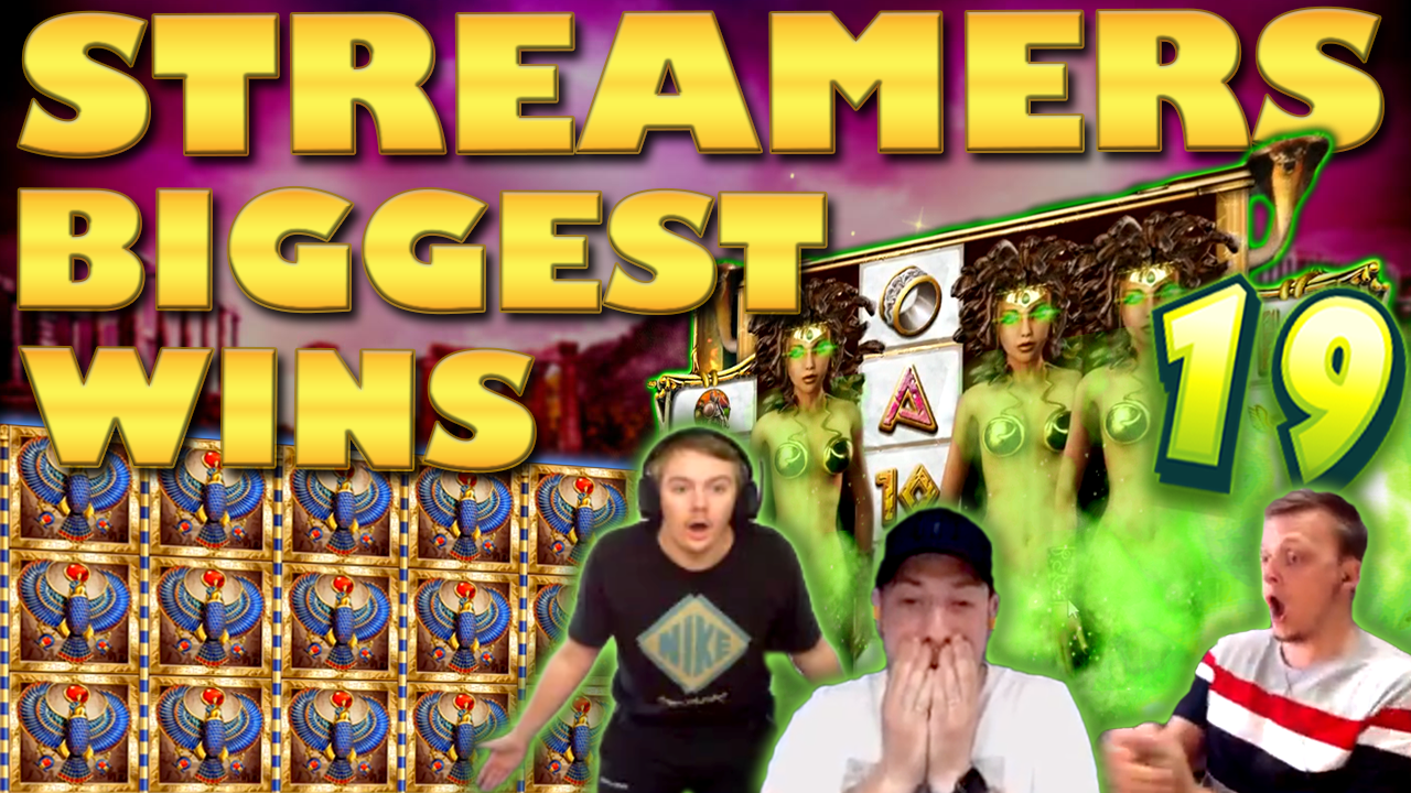 Watch the biggest casino streamer wins for week 19 2019