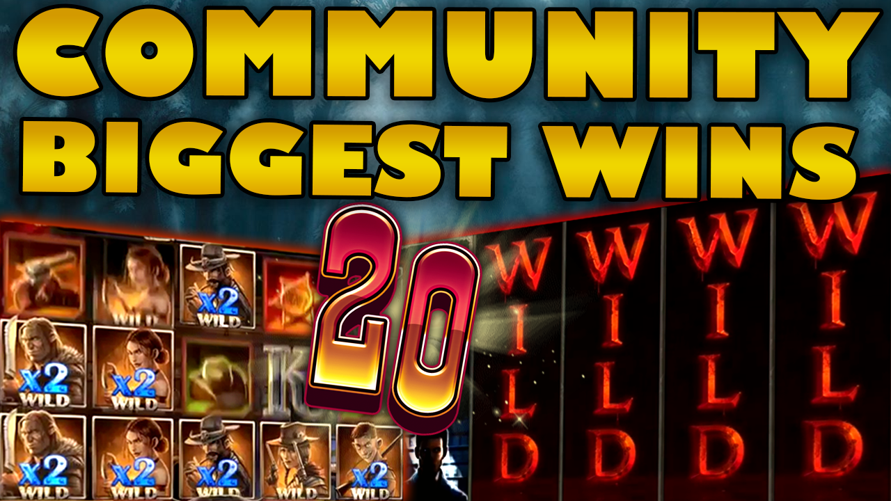 Watch the biggest Casino Streamer Community wins for week 20 2019