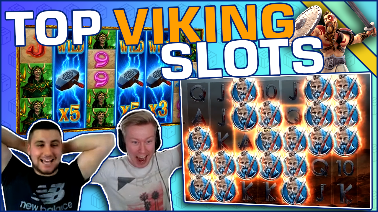 Check out the biggest paying Viking slots recorded