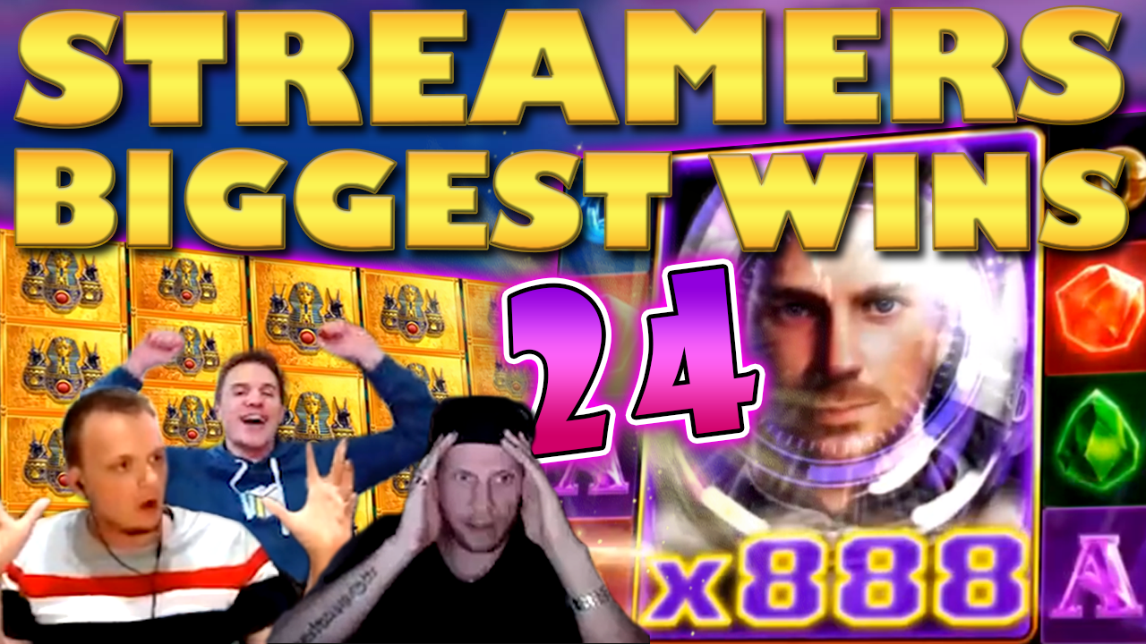 Watch the biggest casino streamer wins for week 24 2019