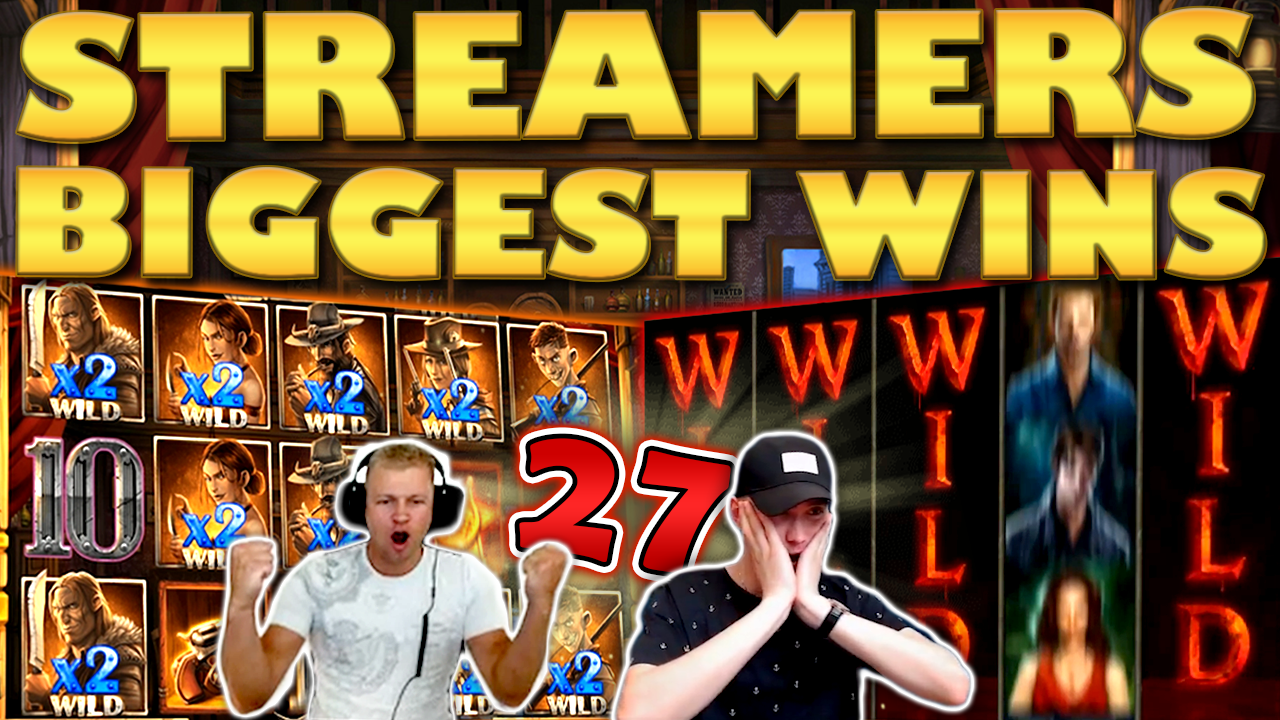 Watch the biggest casino streamer wins for week 27 2019