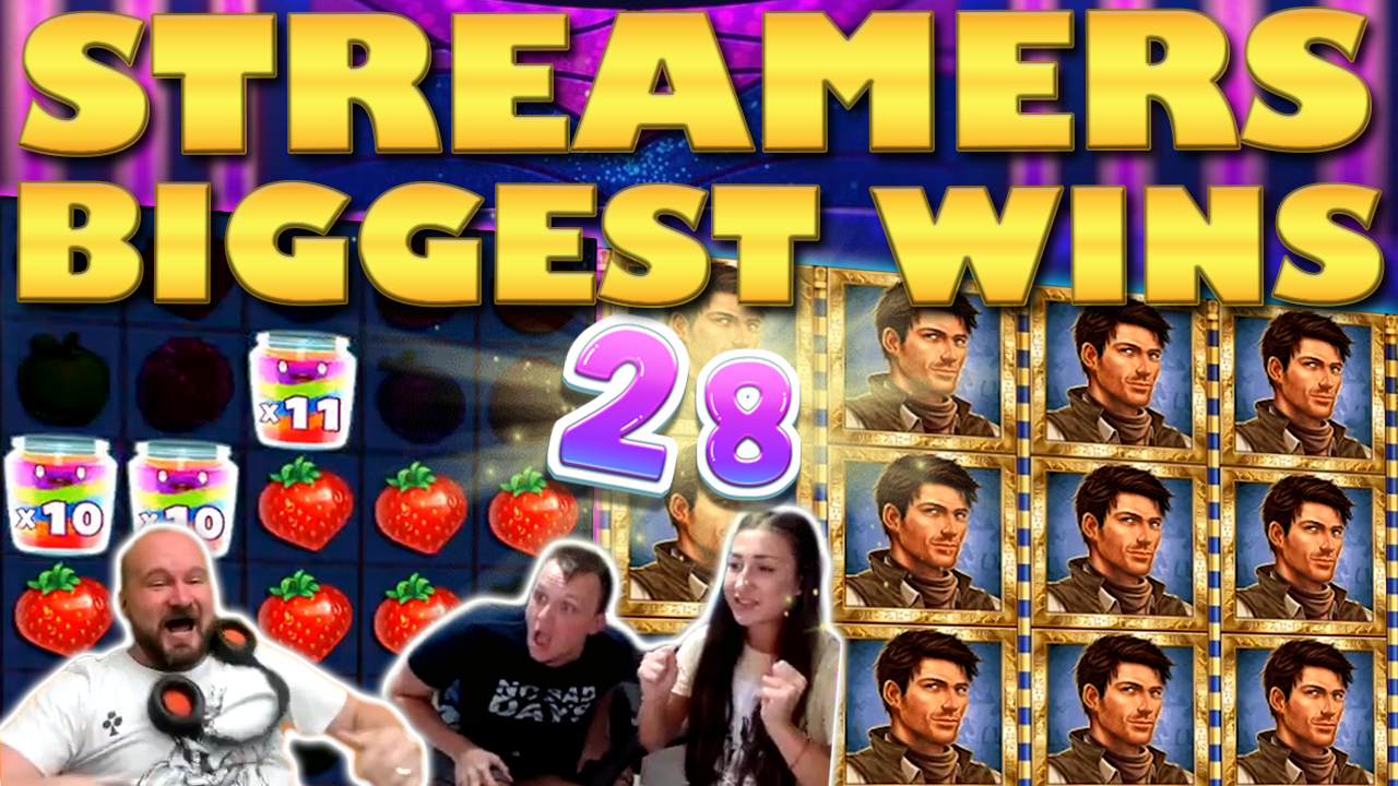 Watch the biggest casino streamer wins for week 28 2019
