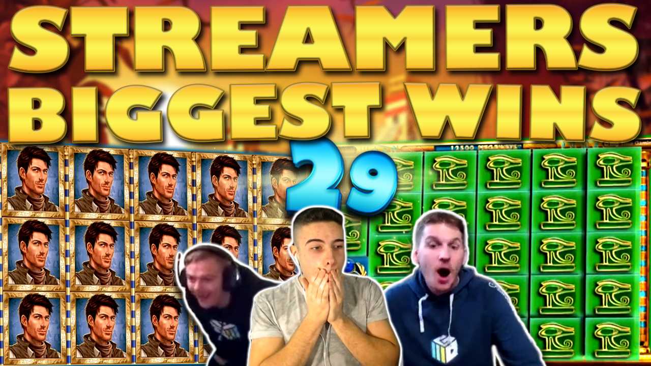 Watch the biggest casino streamer wins for week 29 2019