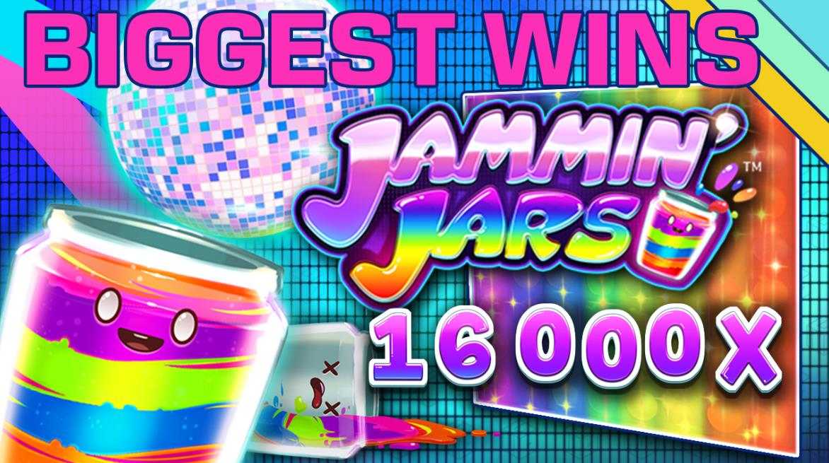 Biggest Jammin Jars Wins